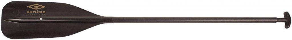 Carlisle Standard Polyethylene Clad Aluminum Canoe Paddle