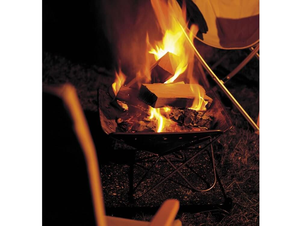 How to Build the Campfires