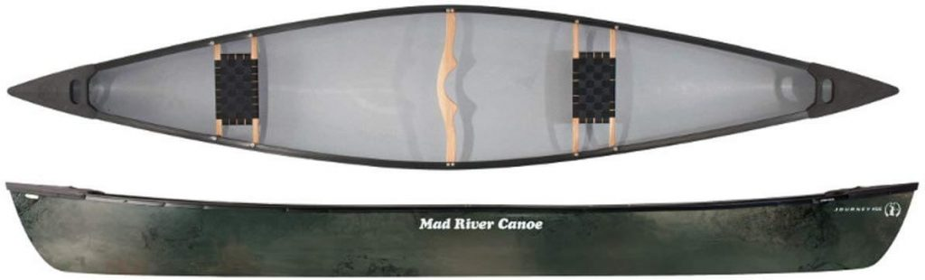 Mad River Journey 156 Canoe