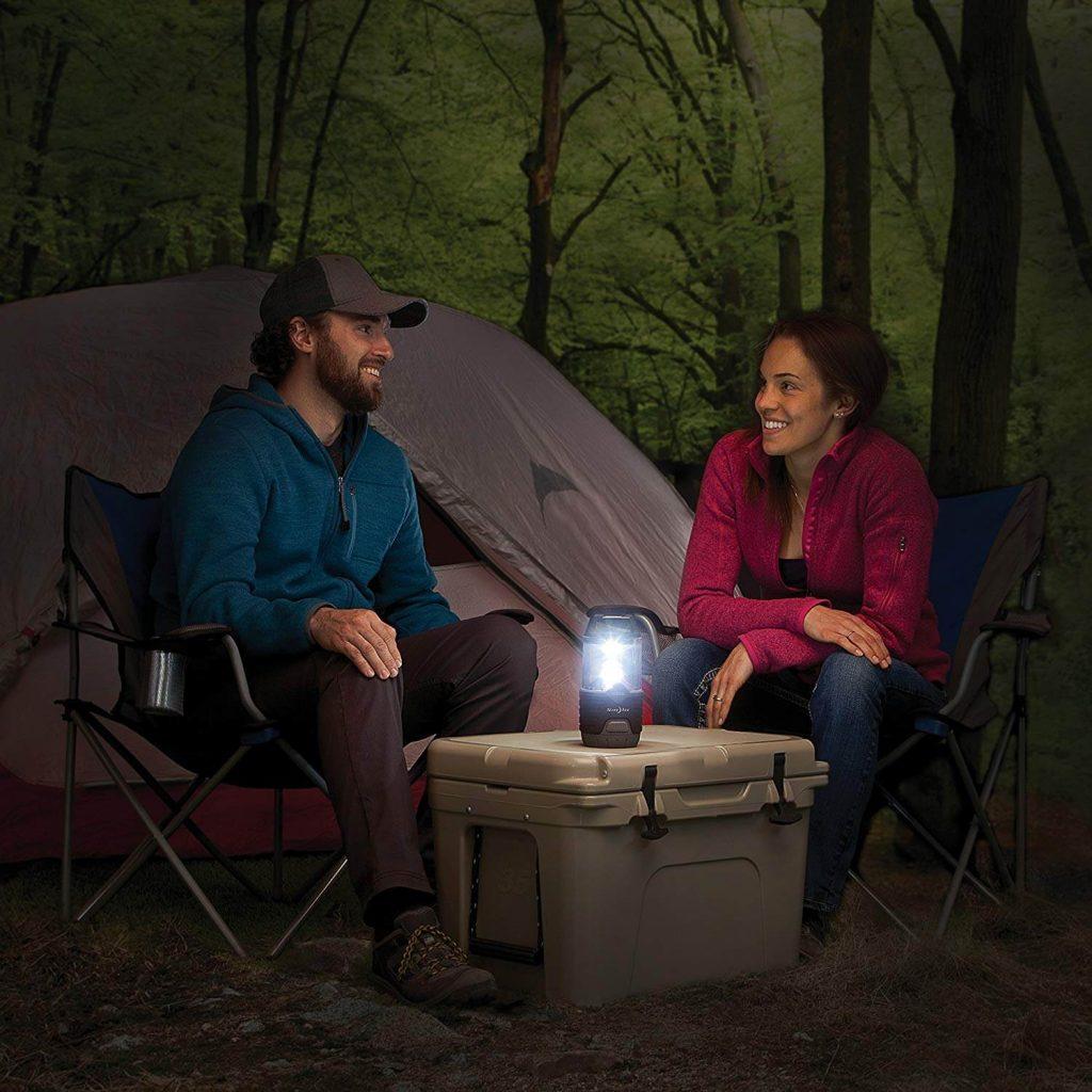 Nite Ize Radiant 400 Lantern, 400 Lumen Lantern for Camping