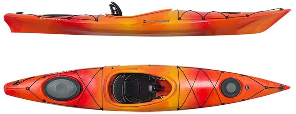 WILDERNESS SYSTEMS Tsunami 125 Kayak Mango