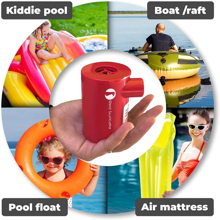 The Best Air Pumps for Inflatables Reviews