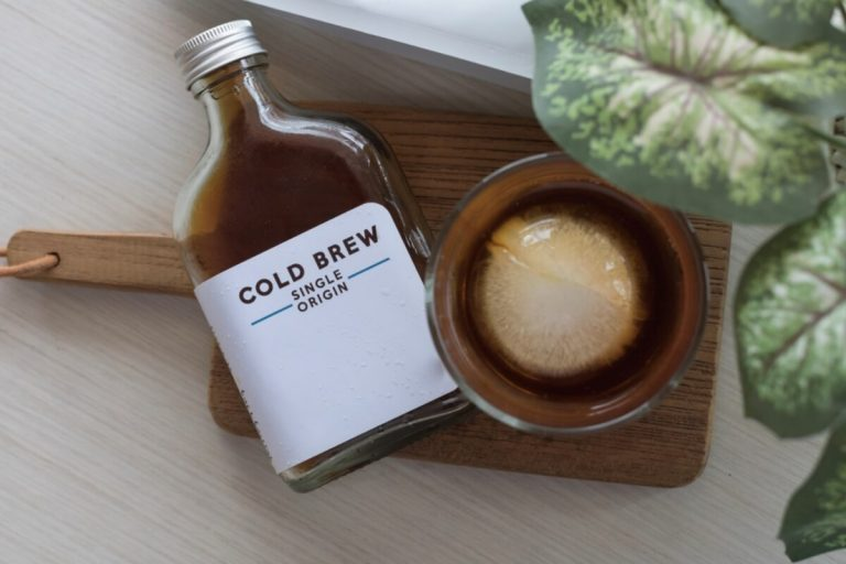 How Much Caffeine in Cold Brew Coffee