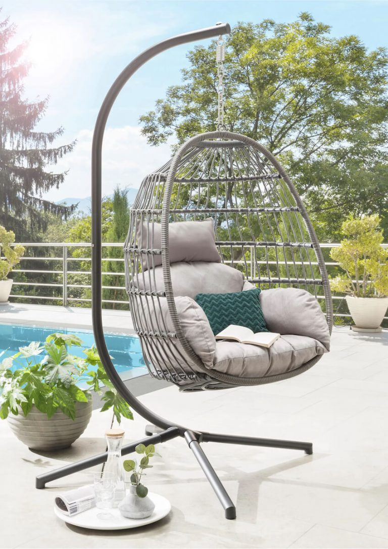 Best Hanging Egg Chairs for Your Garden