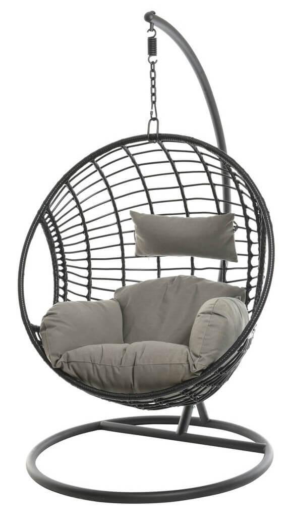 Indoor / Outdoor Hanging Egg Chair